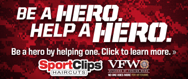 Sport Clips Tallahassee - Mahan Village ​ Help a Hero Campaign